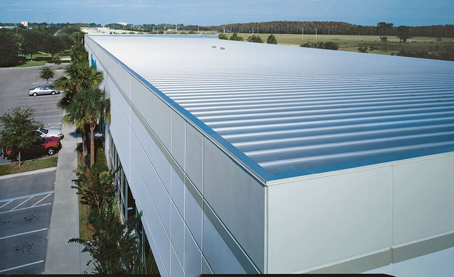 Metal Commercial Roofing