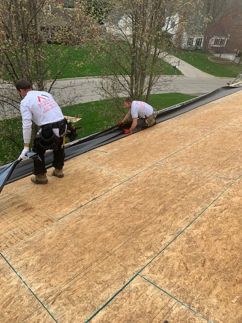 All American Construction Roofing Contractors Michigan