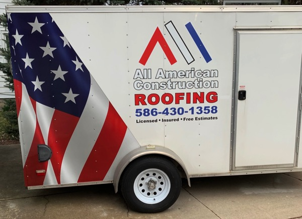 All American Construction Roofing Michigan