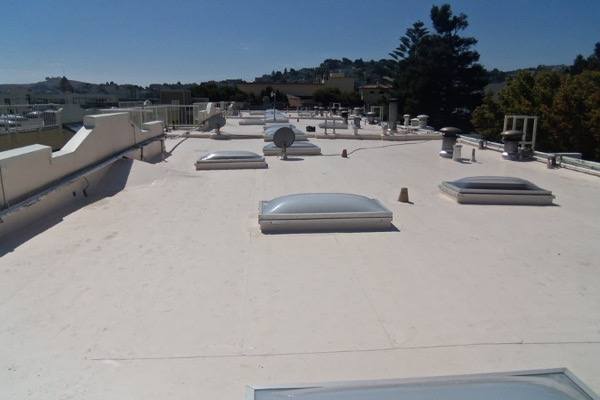 Commercial Roofing Chesterfield Township MI